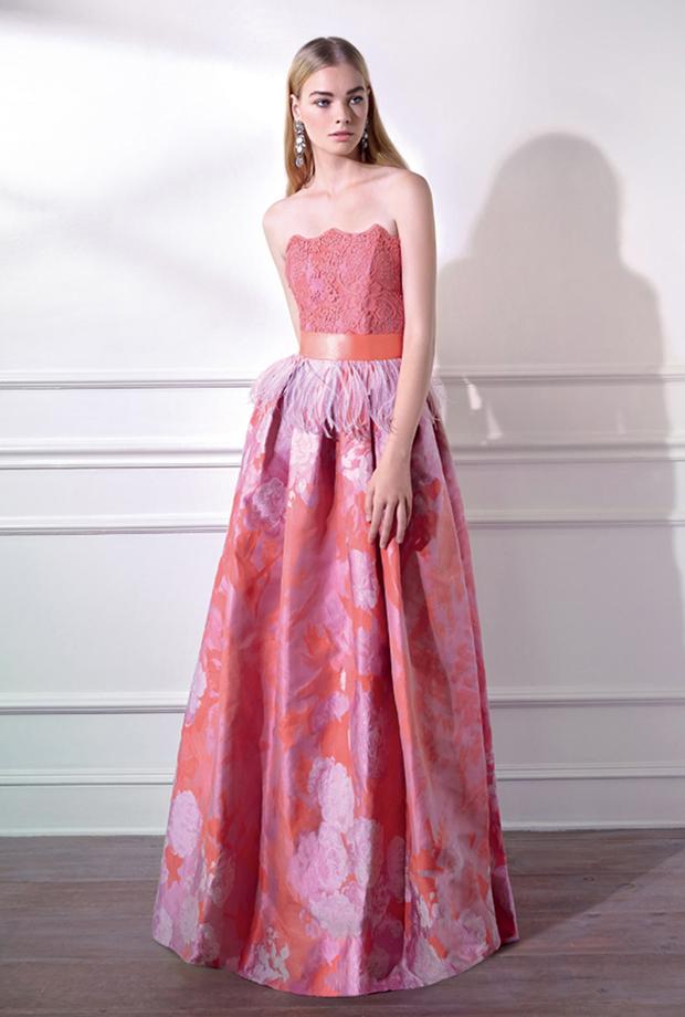 Vestido de fiesta de Matilde Cano Modelo 2614, Vestido de Boda ...