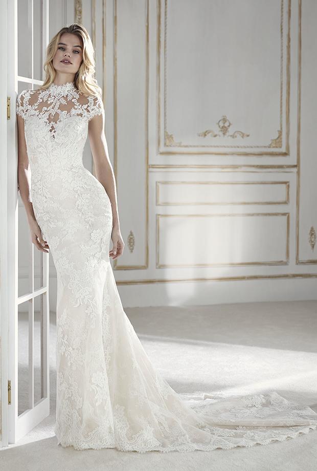 parmena de la esposa, vestido de boda-fiesta en madrid - el corte