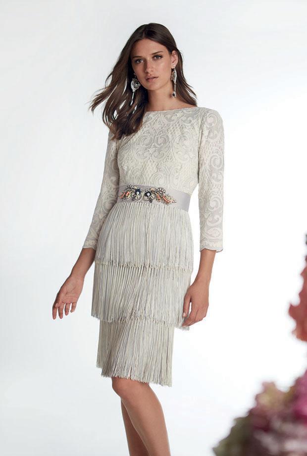 Vestido de cocktail de Matilde Cano modelo 6604 be87ca2c77b2
